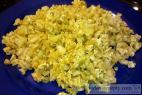 Recept Květákový mozeček - květákový mozeček s bramborem - návrh na servírování