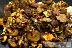 Recept Houby v octě - čerstvé houby