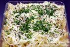 Recept Zapečené těstoviny s bazalkou - zapečené těstoviny - příprava