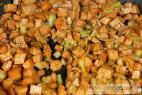 Recept Rychlý pikantní buřtguláš - buřtguláš - příprava