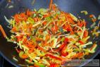 Recept Asijská kuřecí čína na víně s kuskusem - kuřecí čína - příprava