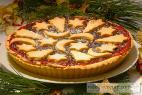 Recept Vánoční linecký koláč - linecký koláč
