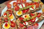 Recept Rybičková pomazánka s červenou řepou - rybičková pomazánka
