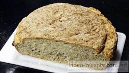 Domácí selský chléb