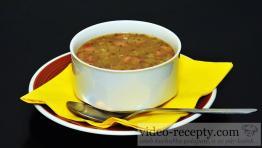 Rychlá čočková polévka
