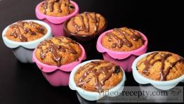 Ovocné vanilkové muffiny