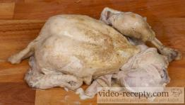 Kuře zpracované beze zbytku aneb 12 porcí jedním tahem
