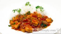 Rajčatové tofu