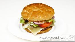 Hamburger McDonalďs original