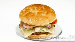 Hamburger jalapenos