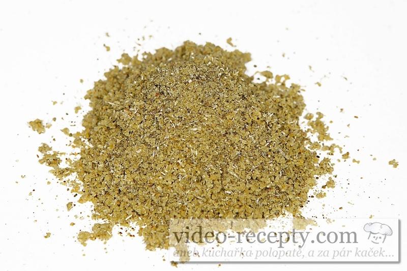 Pepř česnekový - směs koření
