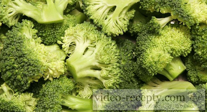Brokolice- Brassica oleracea var. botrytis italica