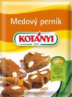 Perník medový - od firmy Kotanyi