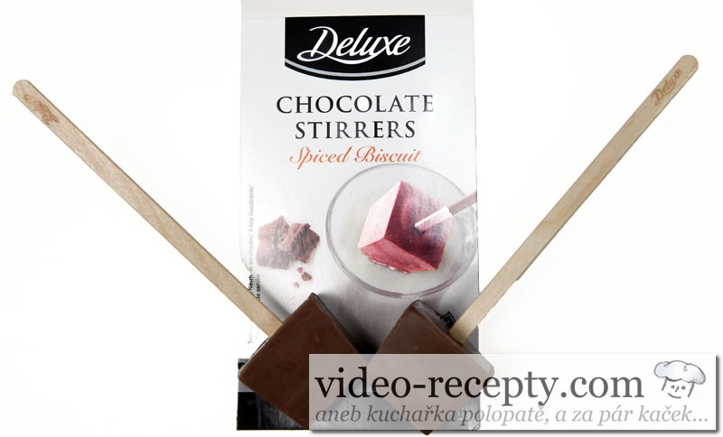 Chocolate stirrers
