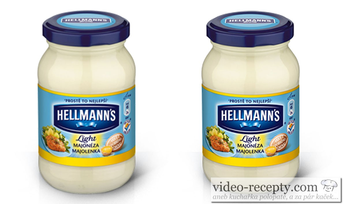 Hellmann's Light majonéza 225ml