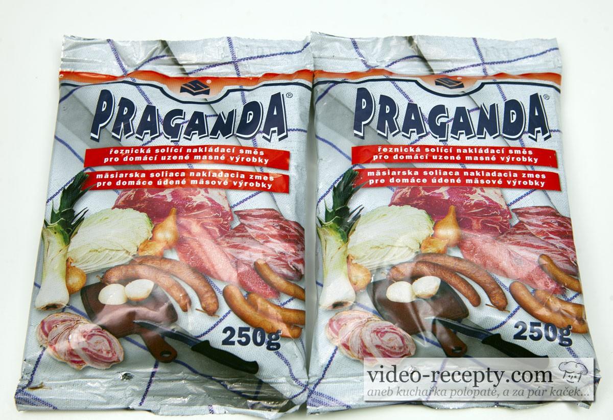 Praganda - řeznická solící směs